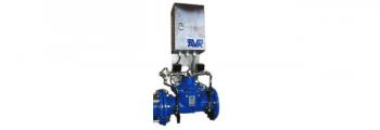 Optimising pressure with intelligent valves
