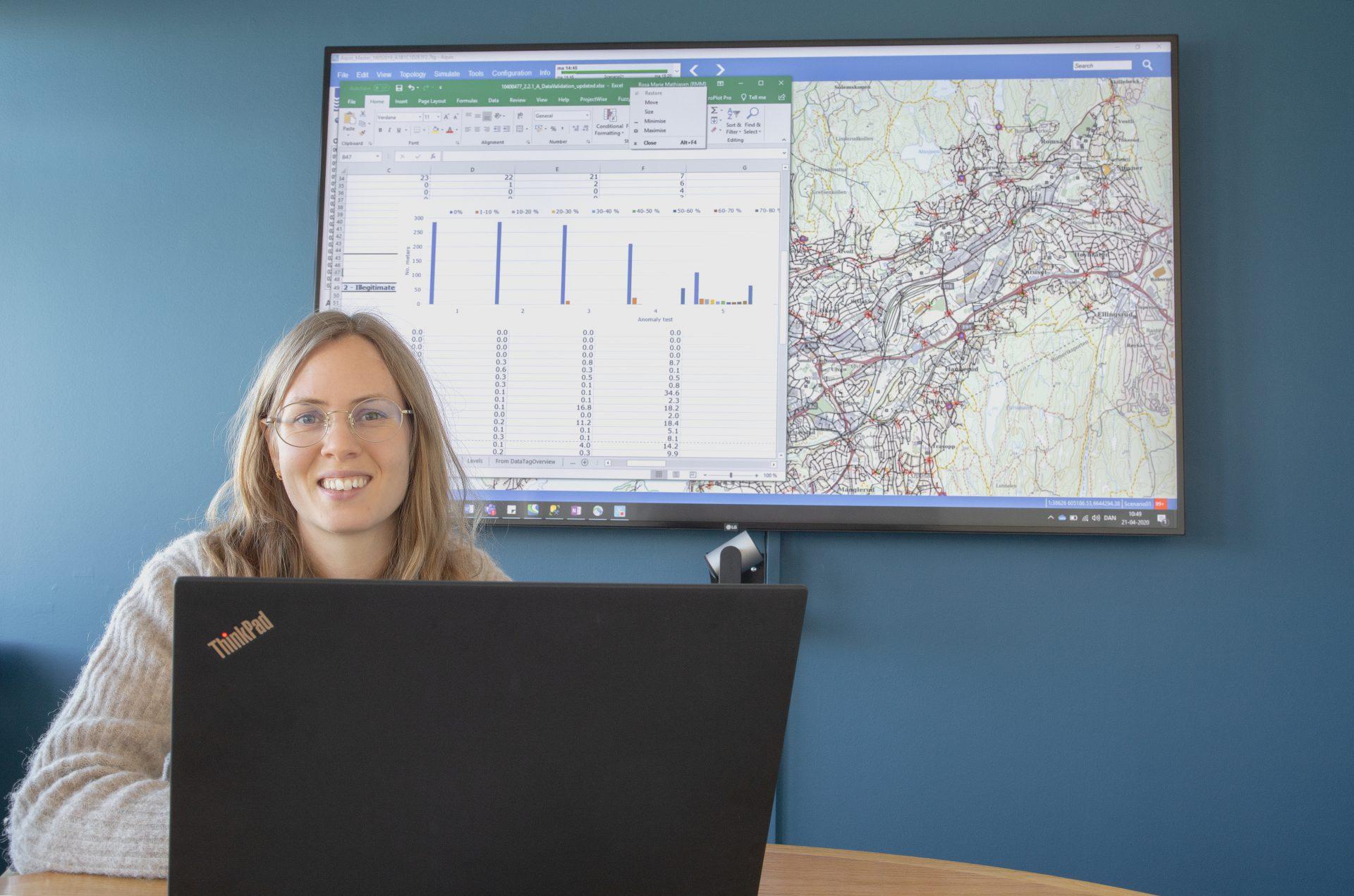 Rosa Marie Mathiasen, engineer at NIRAS.